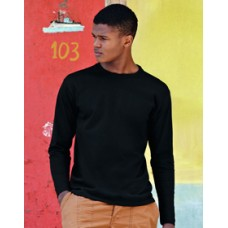 Fruit of the Loom SS13M Super Premium Long Sleeve T Shirt